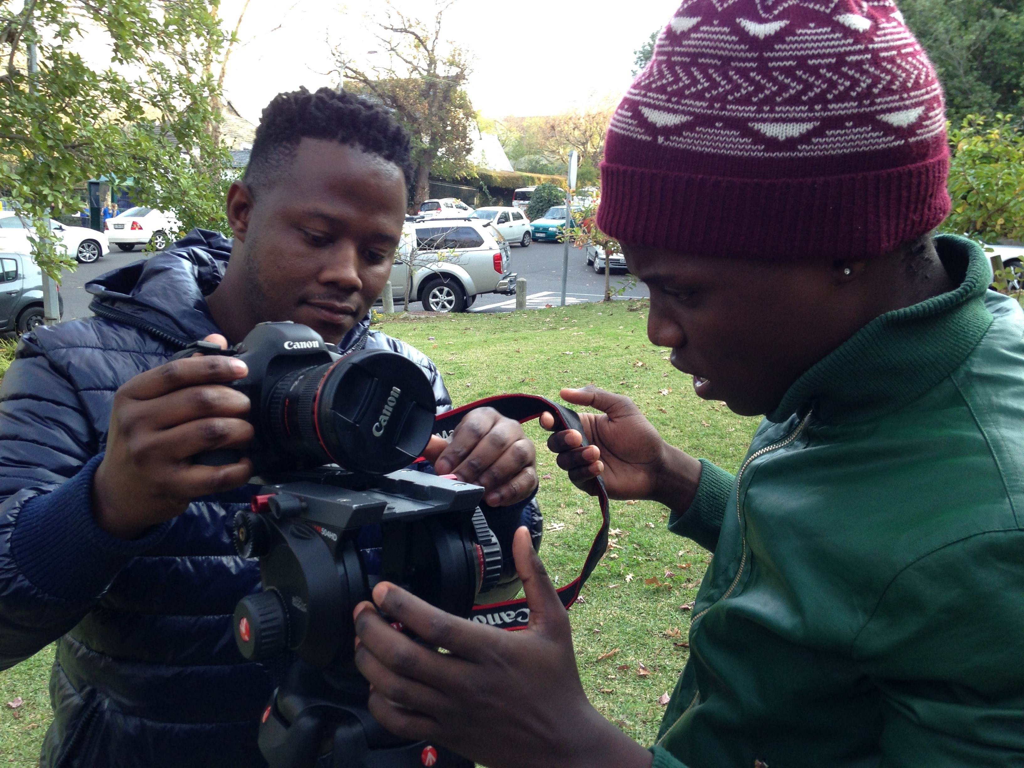 Changing the Story: Activist Filmmaking Workshop